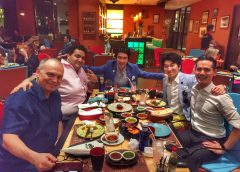 世界的な実業家と最高のミーティング in Bangkok